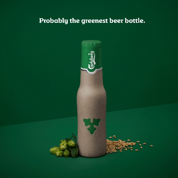 Carlsberg / The Green Fiber Bottle