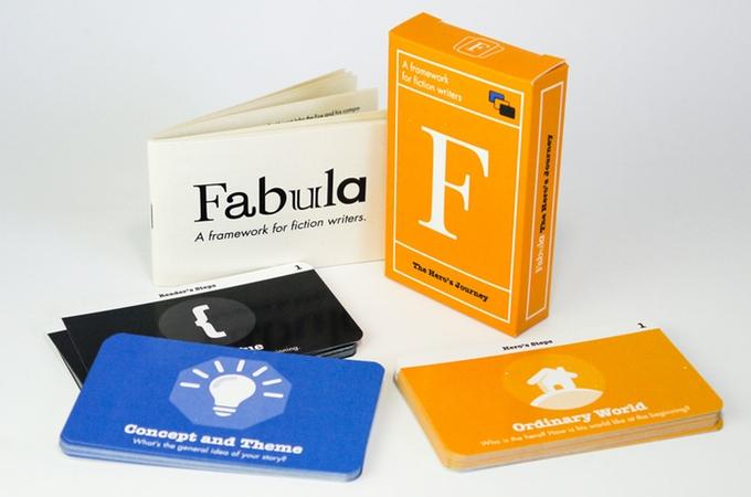 fabula storytelling cards