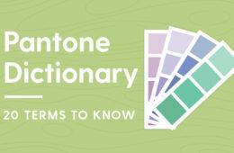 Pantone Dictionary