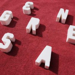 Alphabet Soap