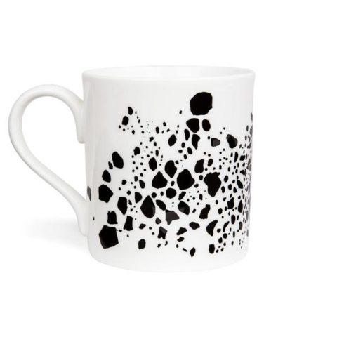 Aaron, Fine Bone China Mug