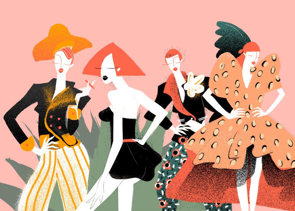 Vivienne Westwood by Sara Ciprandi