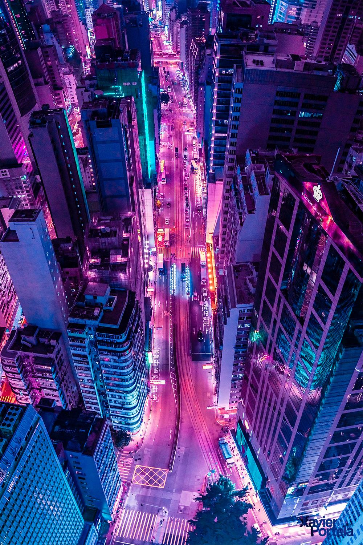 Hong Kong's Glow