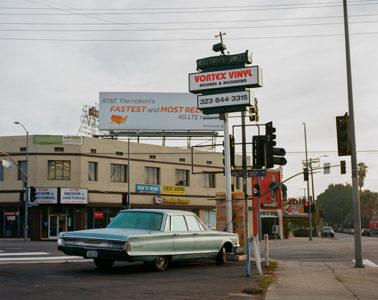 California Squares / Tim Ronca