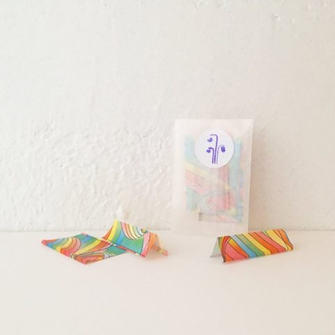 Rainbow Papers Sweetflag