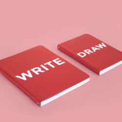 Write - Draw Notebook