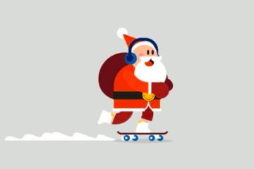 Le GIF natalizie di Markus Magnusson