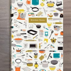 Copious Kitchenware Notebook