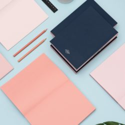 Stack Notebook for designers