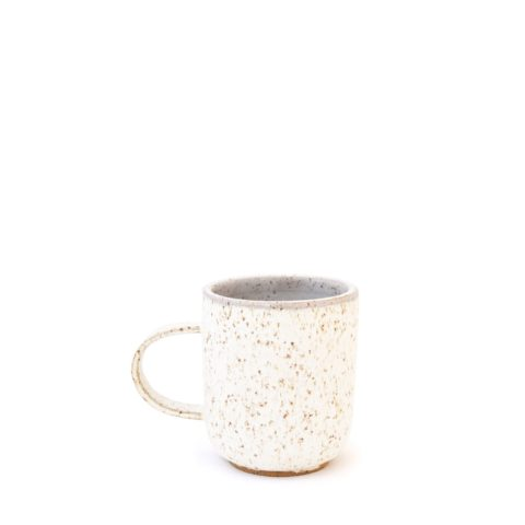 Berliner - Speckled White Matte