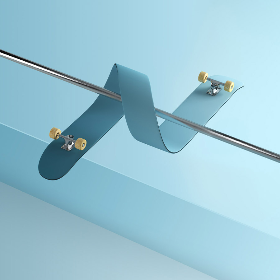 Skateboarding - Gwer