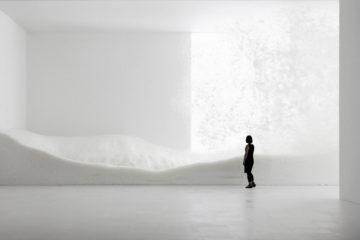 Tokujin Yoshioka - The Snow (1)