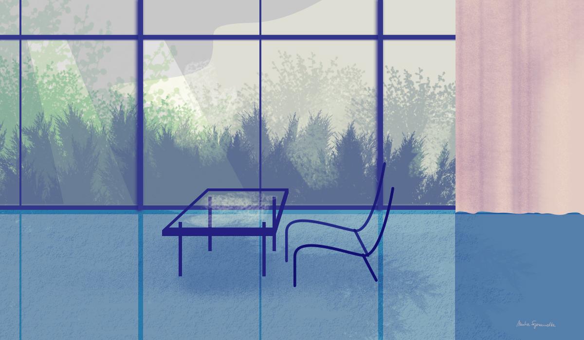 lina bo bardi casa di vetro - © Nadia Sgaramella