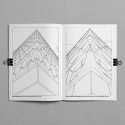 Brutalist Colouring Book