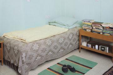David Ben-Gurion's Bed, Kibbutz Sde Boker, 2012