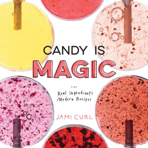 Candy Is Magic Book