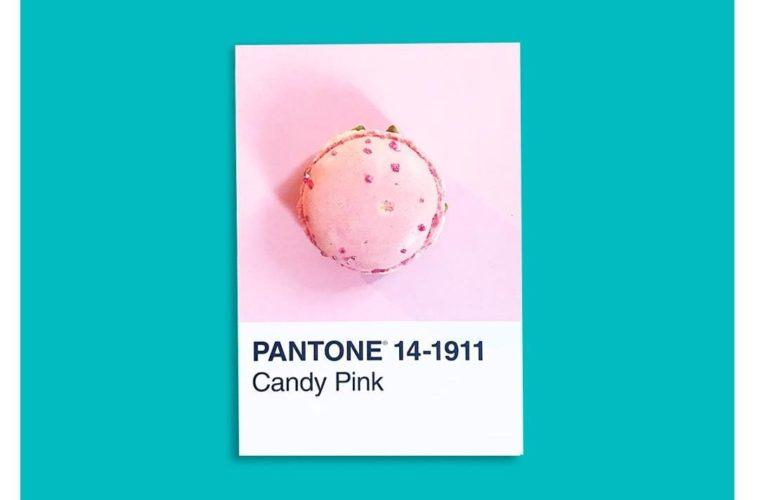 Caramelle e Pantone