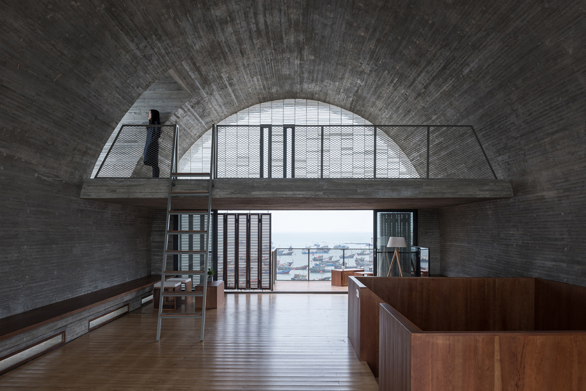 Howard Chan / Captain's House, Vector Architects