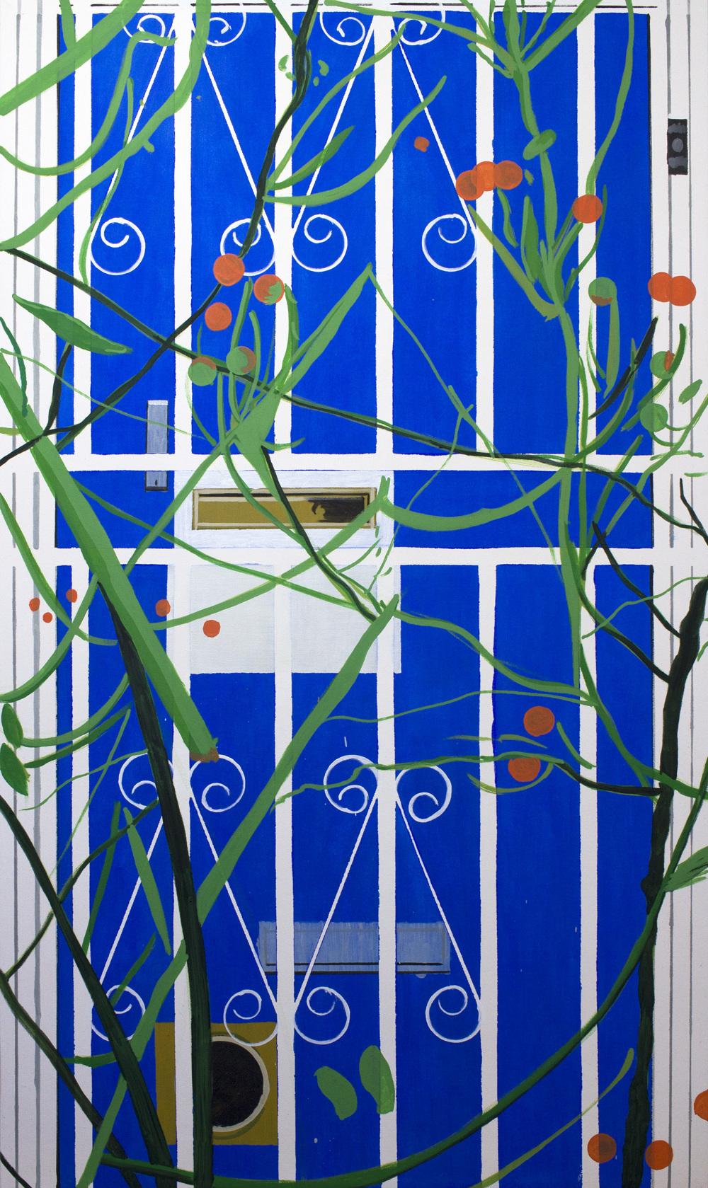 Blue Door, 2017