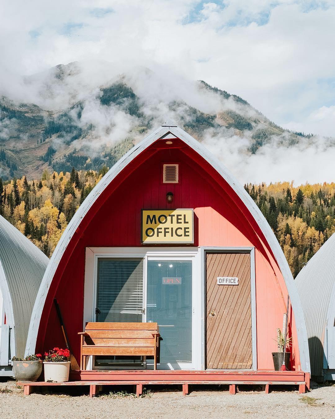 Little Chalet Motel | Manitoba, Canada | c. 1950s