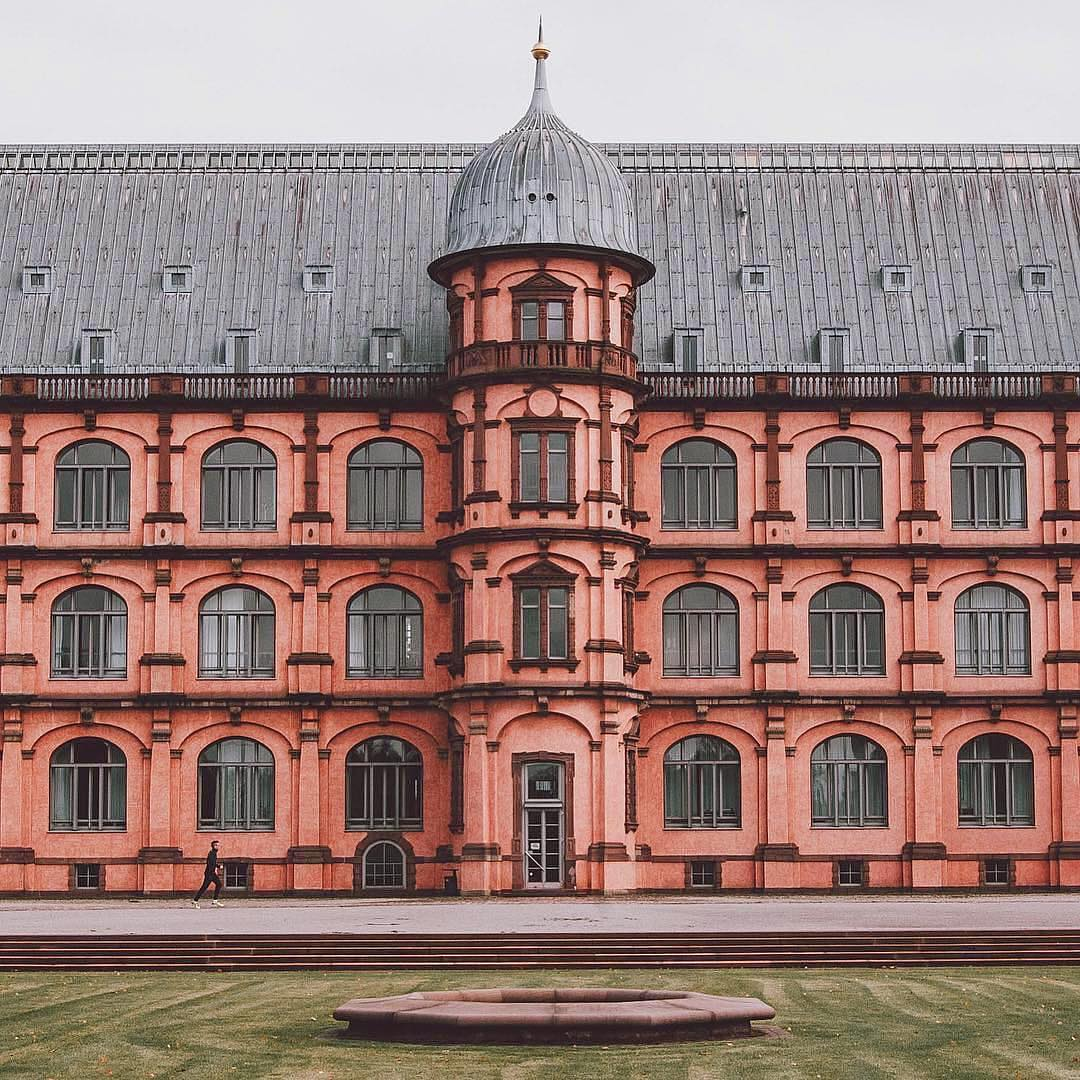 Schloss Gottesaue | Karlsruhe, Germany | c. 1094