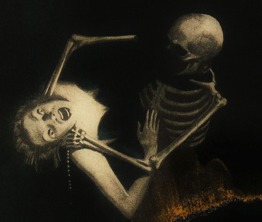Danse Macabre - Max Ernst