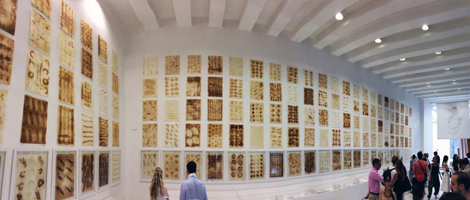Waste collection #1 #2 #3 di Chiara Capellini - Triennale di Milano 2014. ph. Marco Passoni-Verso.