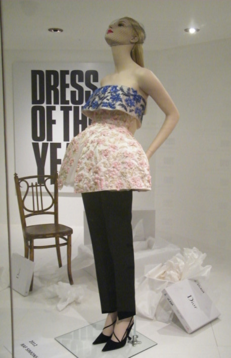 Dress of the Year 2013, Fashion Museum, Bath