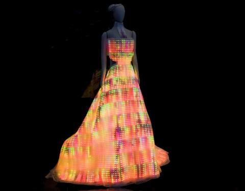 Galaxy Dress - CuteCircuit
