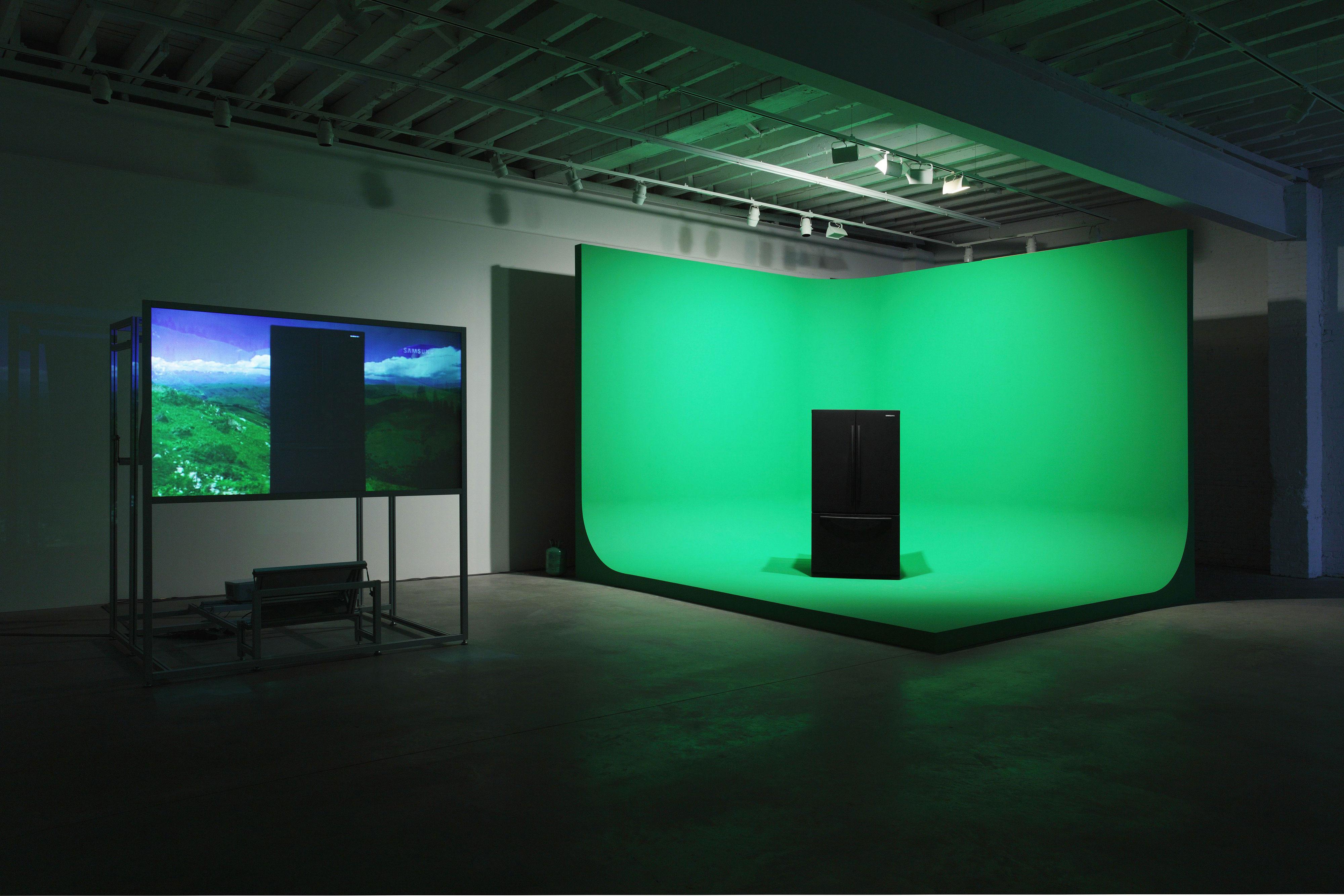 Green Screen Refrigerator Action - Greenscreen, Pylon - PH Amedeo Benestante