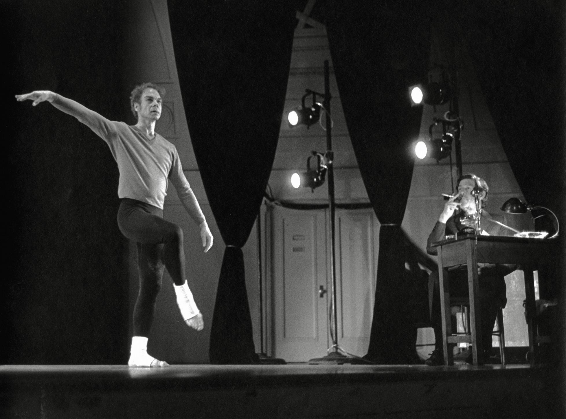 Merce Cunningham & John Cage