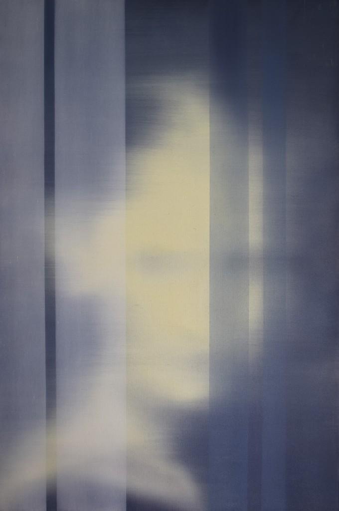 Juan Eugenio Ochoa, Lirica Analitica 2. 120 x 80 cm - 2014 Olio su tela
