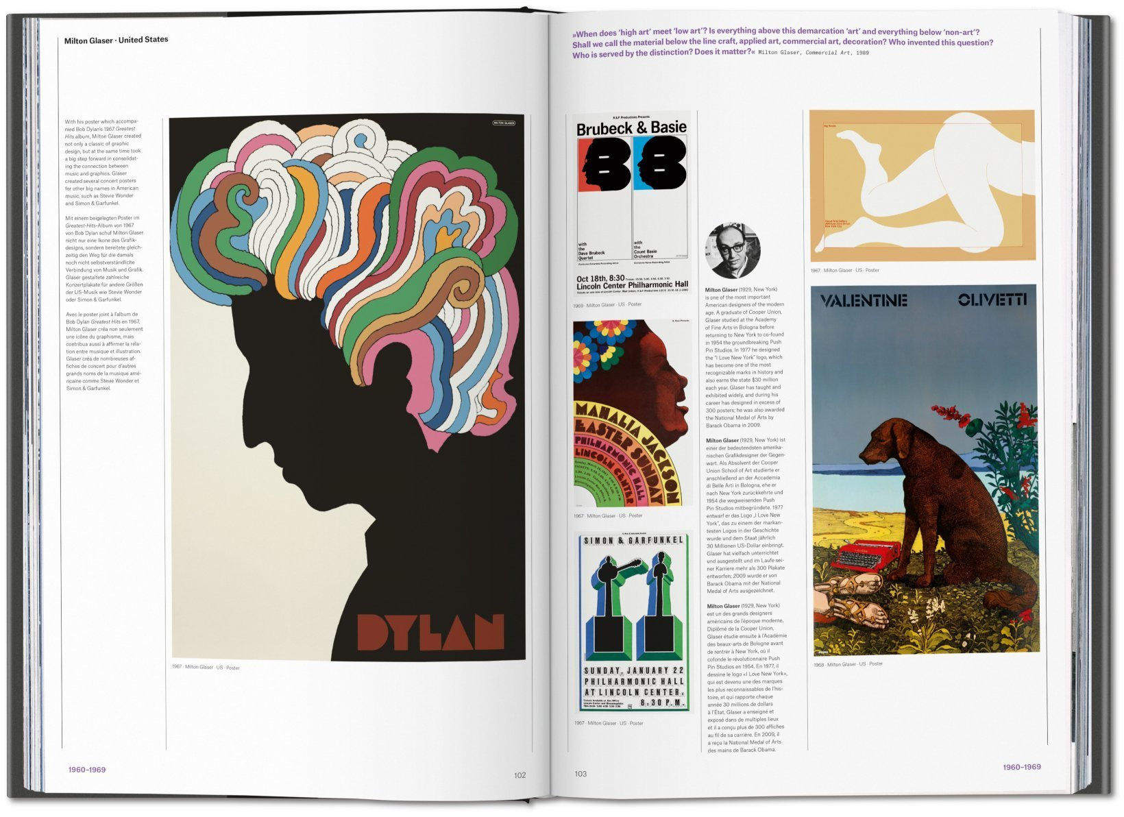 The History of Graphic Design 1960-today - Artwort