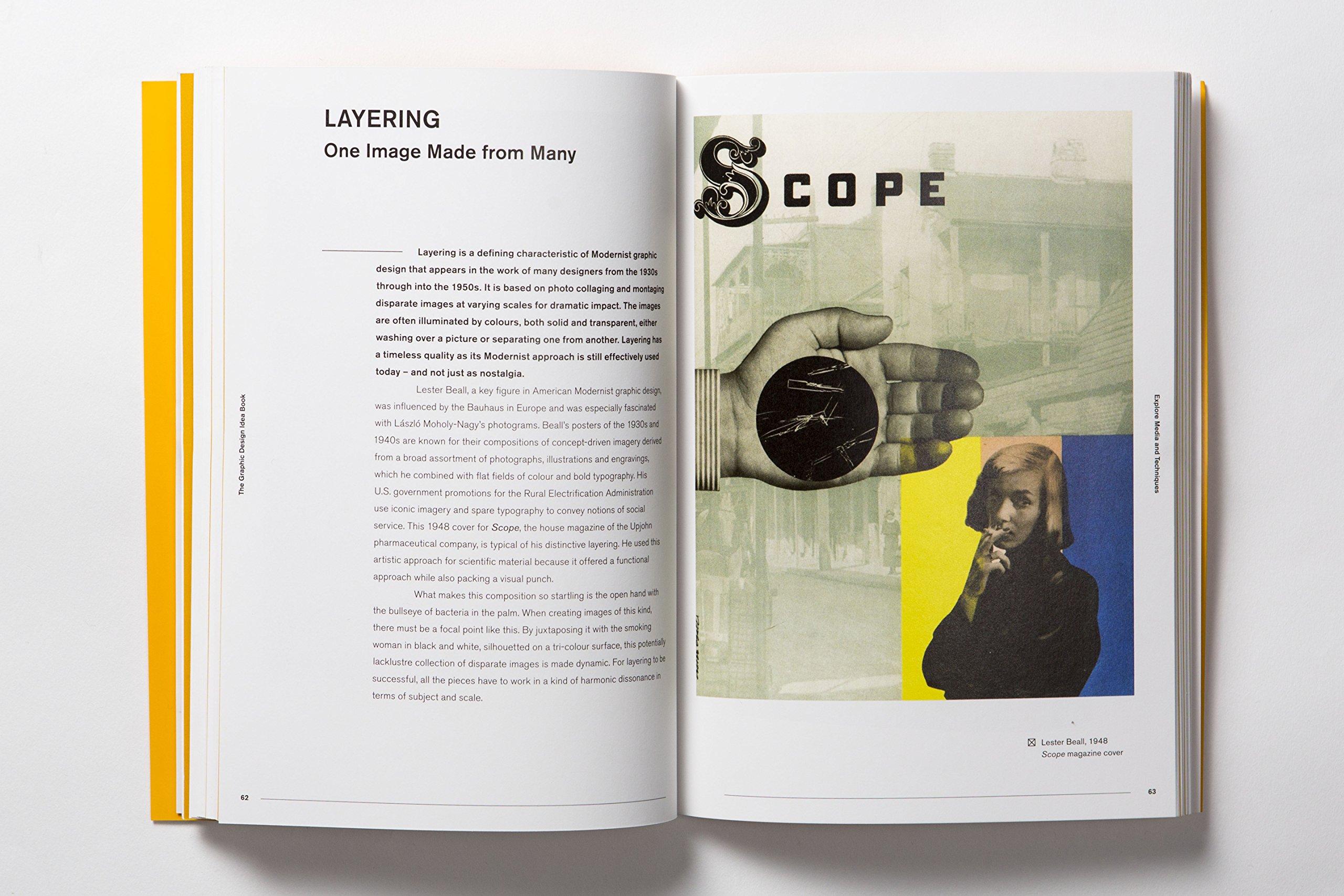graphic inspiration idea masters gail anderson books artwort