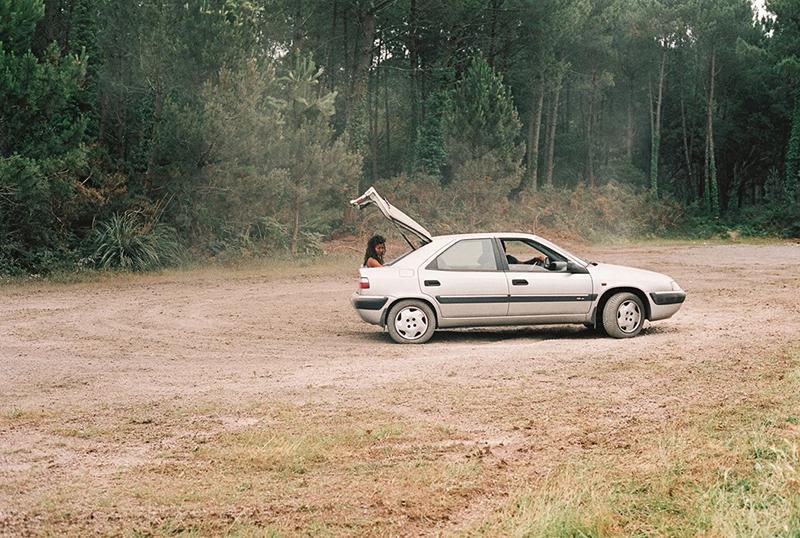 Behind the scenes of The Blaze's 'Queens' video – © Nicolas Poillot