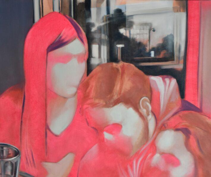 Appunti per la memoria – La pittura di Eder Olguìn - Artwort