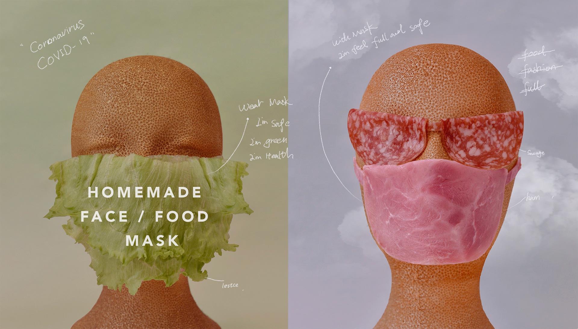 Homemade face food mask – Yum Tang - Artwort
