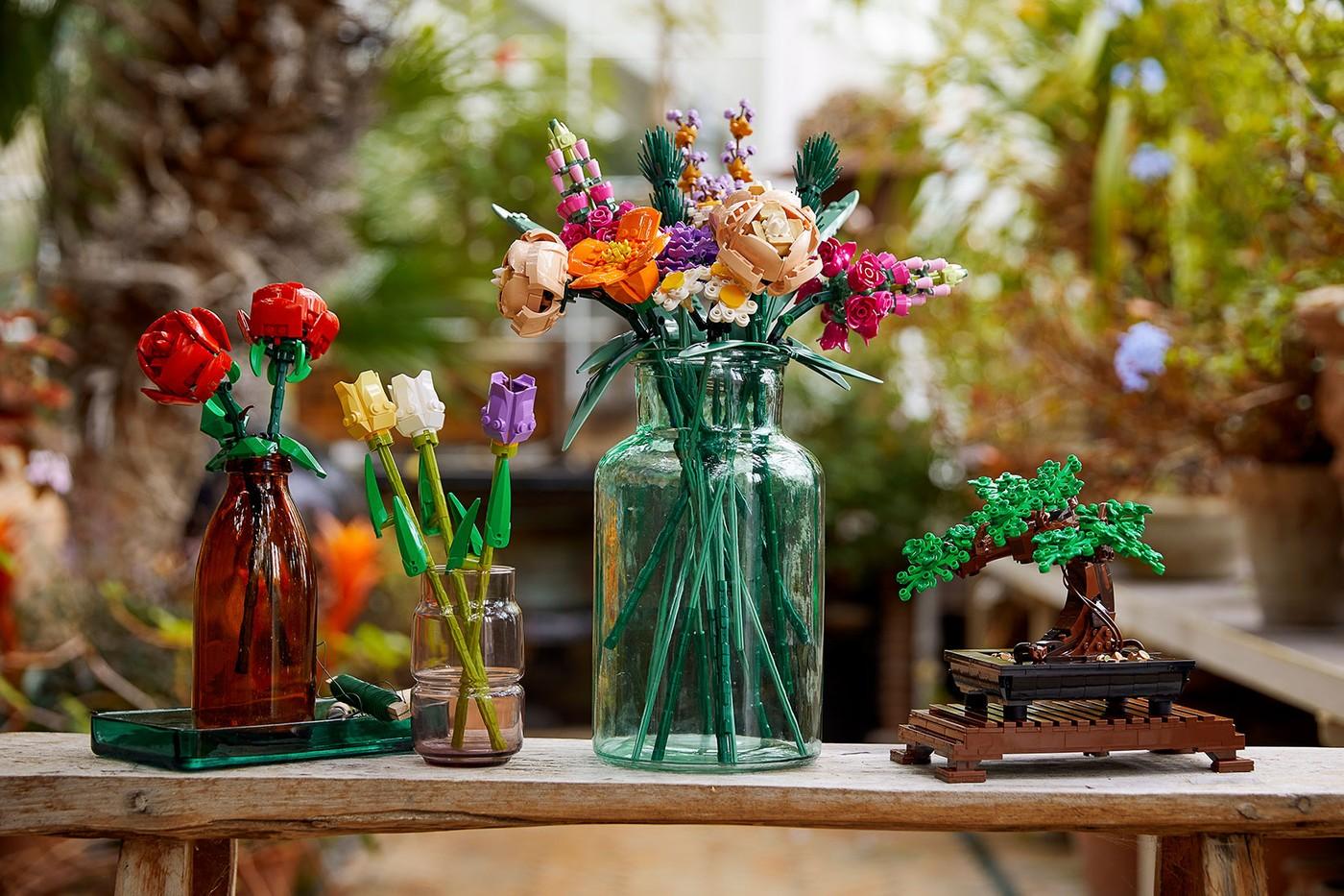 Novità in casa LEGO: la collezione botanica e sostenibile - Artwort